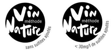 logo's van vin methode nature